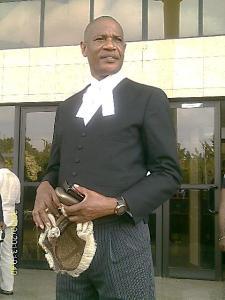 Chief Olushola Oke