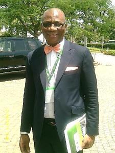 Dr. Albert O. Okorogu