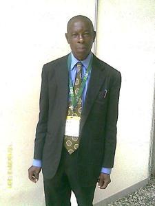 Dr. Emmanuel Onyejeose. LOC Chairman