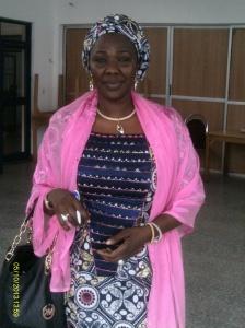 ACP(Dr.) Aishatu Abubakar, State House