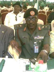 Maj. Gen. MB Ibrahim