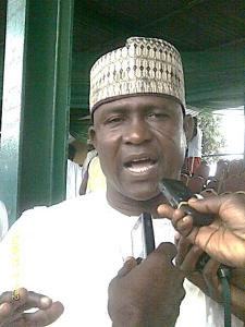 Alhaji Yunusa Suleiman, PDP Chairman