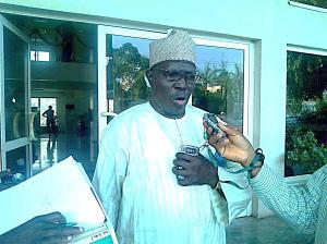 Hon. Iliyasu Ibrahim