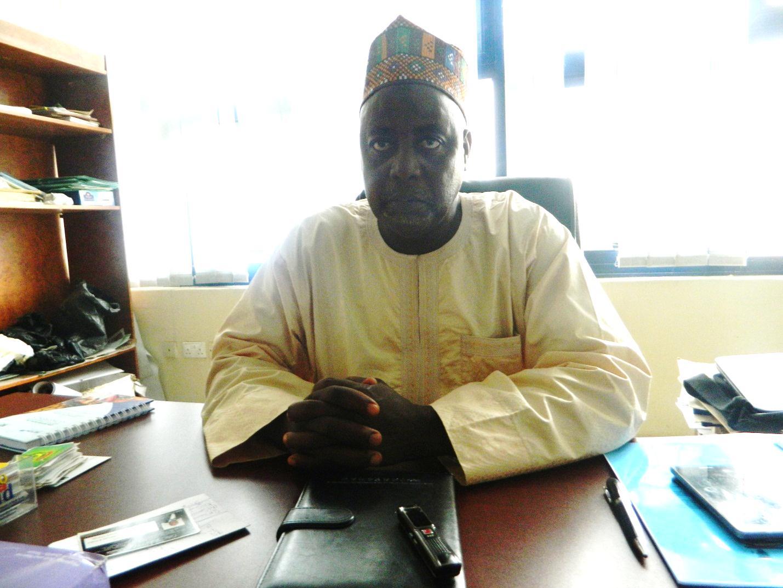 Image result for President of the Miners Association of Nigeria (MAN) Alhaji Sani Shehu